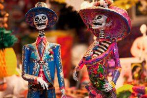 Cómo celebran el día de muertos en España