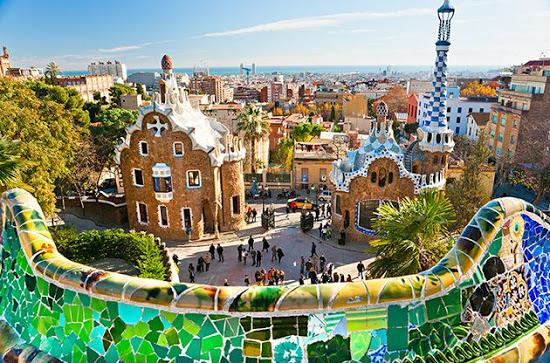 Sitios turisticos en barcelona espa a mi pa s for Lugares turisticos para visitar en espana
