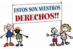 Cuáles son los derechos de los niños en España