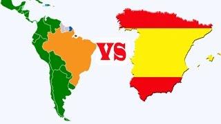 Diferencias entre el español de España y el latinoamericano