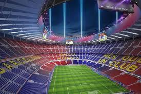Cuál es el estadio de futbol más grande de España
