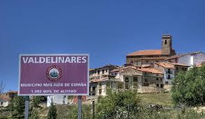 Cuál es el pueblo más alto de España
