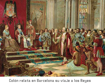 Por qué los reyes de España apoyaron a Cristóbal Colón