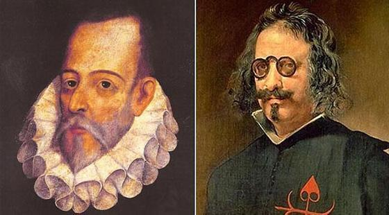 Principales escritores de España