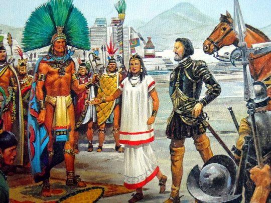 ¿Qué hizo España para gobernar las tierras conquistadas en américa?