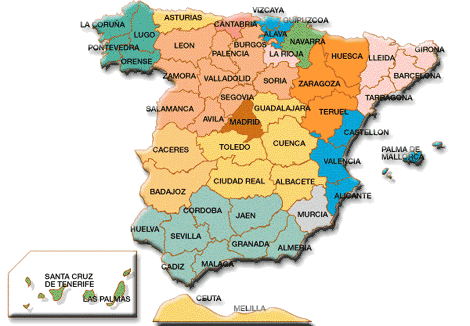 ¿Cuál es el origen de España?