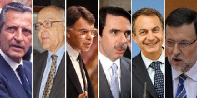 Lista de presidentes de España