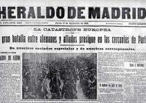 Consecuencias de la primera guerra mundial en España