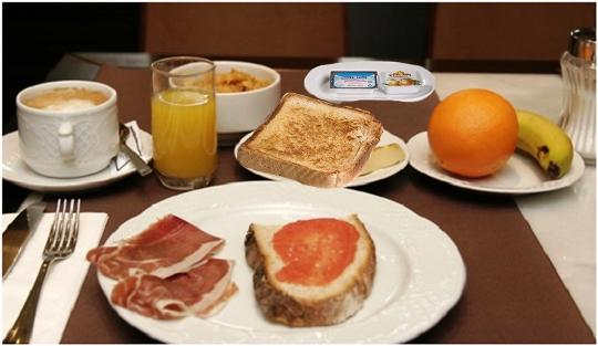 ¿Qué desayunan en España?