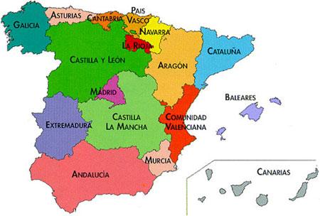 ¿Qué es una comunidad autónoma en España?