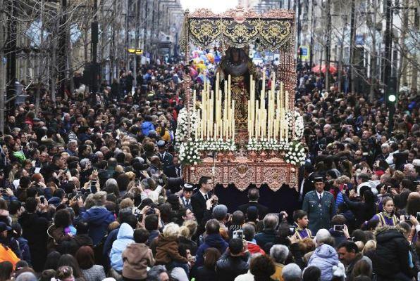 Dónde ir en Semana Santa en España