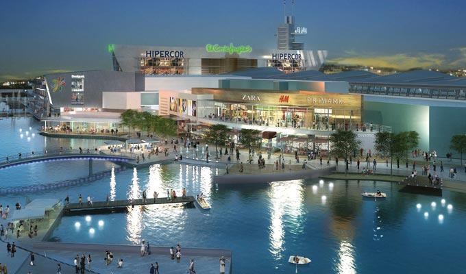 Centros comerciales más grandes de España
