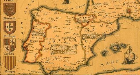 Cómo era España en el año 1500