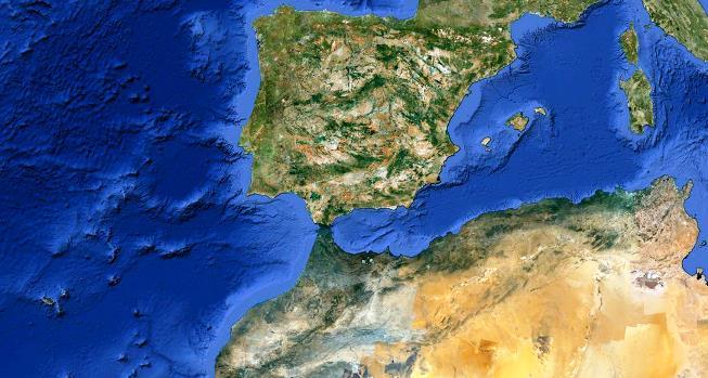 ¿Por qué no hay huracanes en España?
