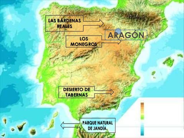 ¿Cuántos desiertos hay en España?